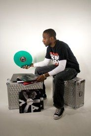 DJ Portrait.