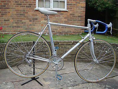 1983 Kettler Alu Rad Strato Aluminum Shimano 600 Ax Nitto Mavic