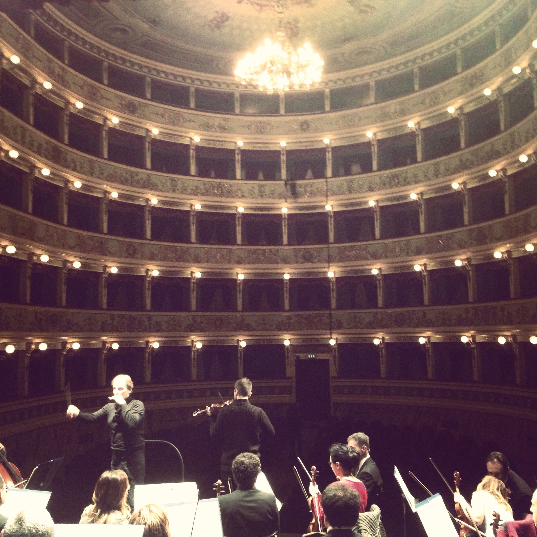 """Teatro """"Ventidio Basso"""" di Ascoli Piceno"""