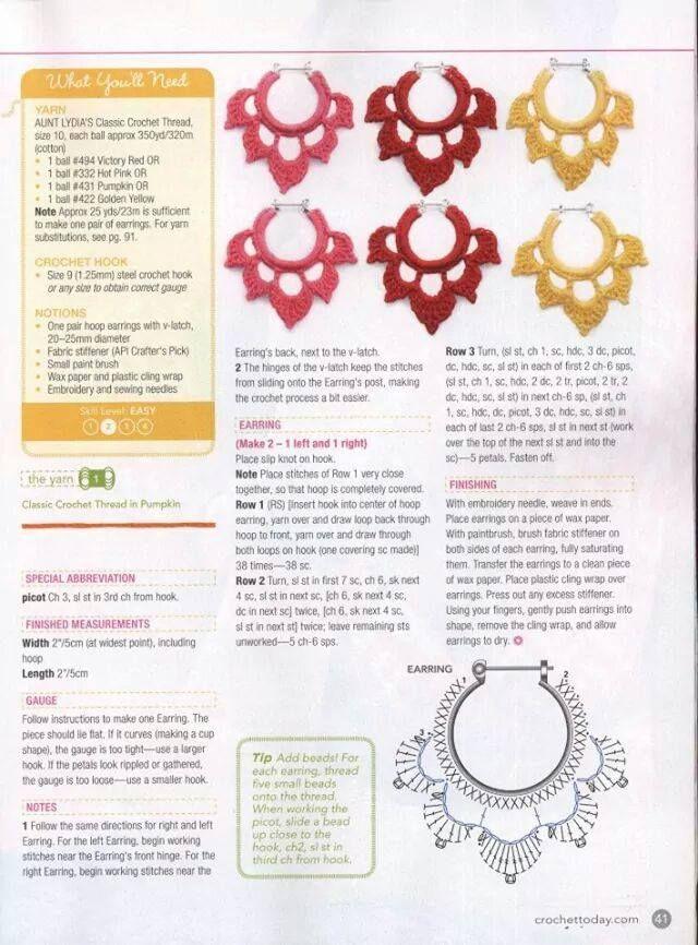 lotus earrings 1