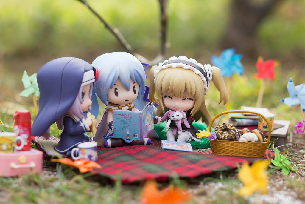 Nendoroid Photography: Reading Picnic Day | Kixkillradio
