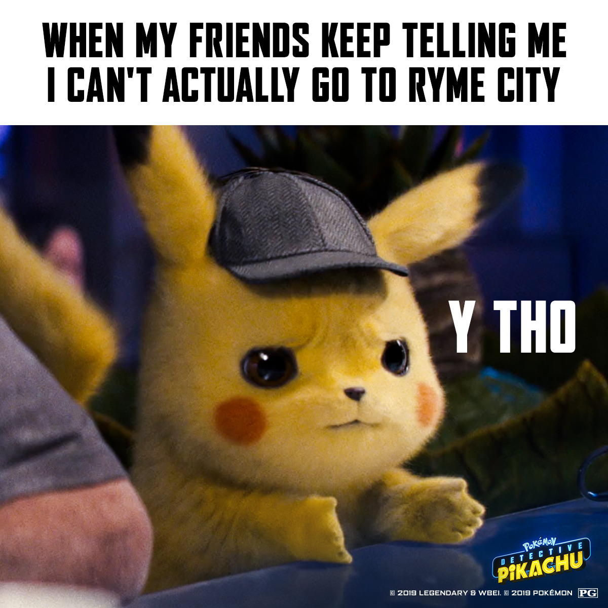 Pokemon Detective Pikachu Pikachu Memes Pikachu Pokemon Funny