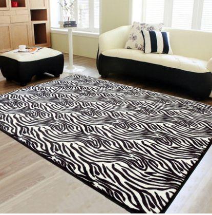 Kingart Big Wedding Living Room Carpet Thick Floor Blanket Yoga Mat Bedroom Fur Rug And Carpets