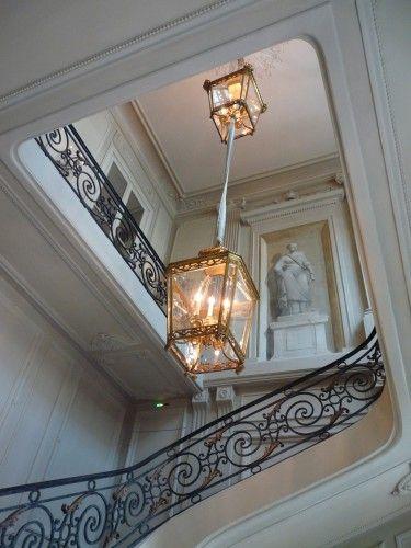 Hotel De La Vaupaliere32 Houses Interiors Hotel Particulier Hotels Et Maison