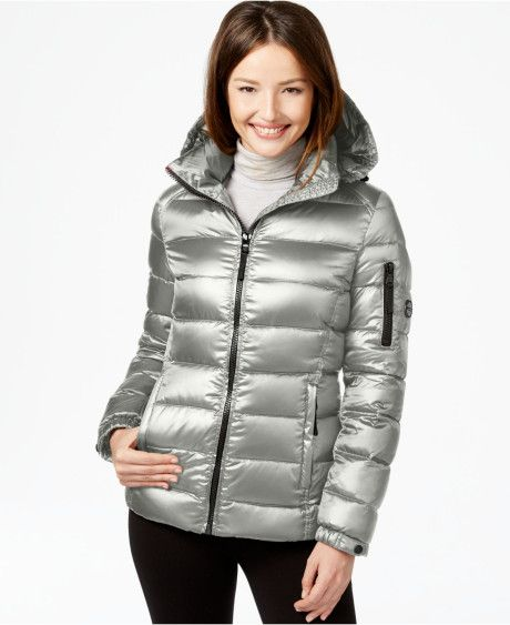 Women S Green Quilted Down Puffer Coat Puffy Jacket
