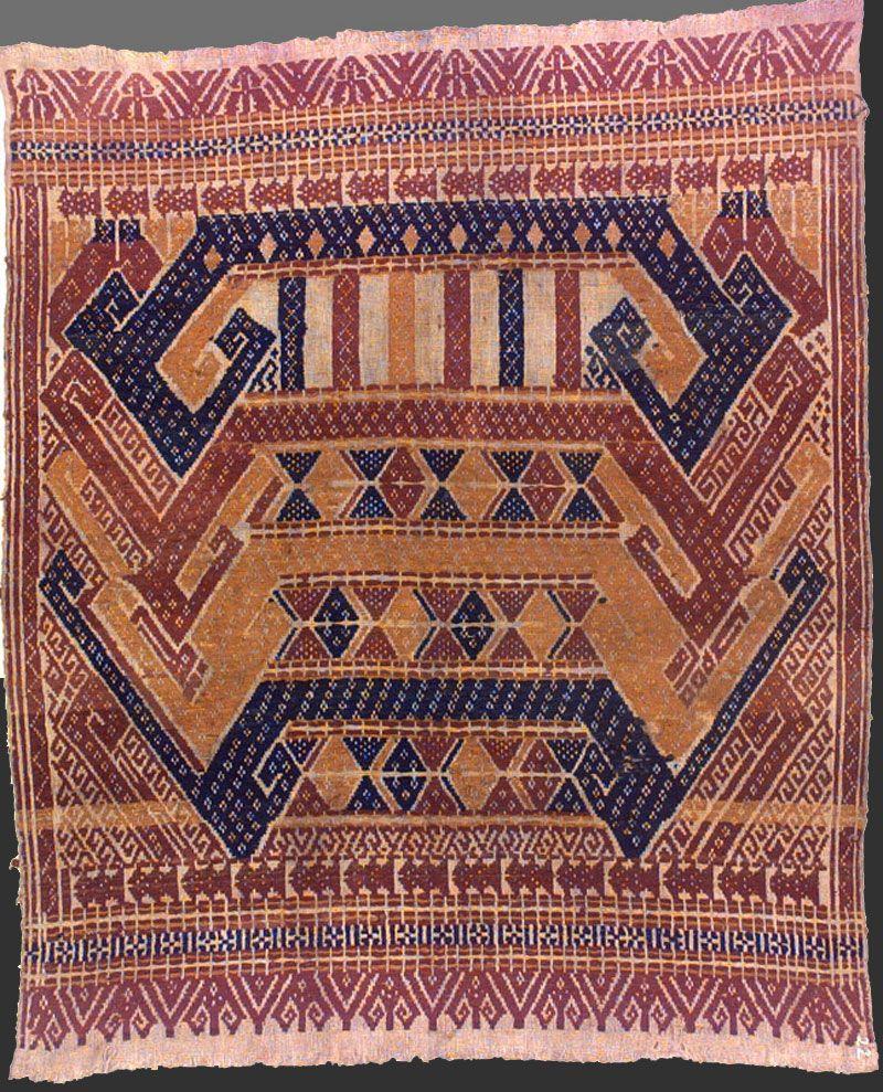 Lampung Traditional Textiles 34 Sumatera Traditional