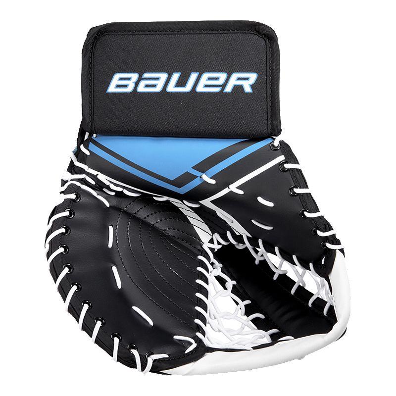 Bauer Street Hockey Senior Catch Glove Goalie Gear Goalie Gloves Street Hockey