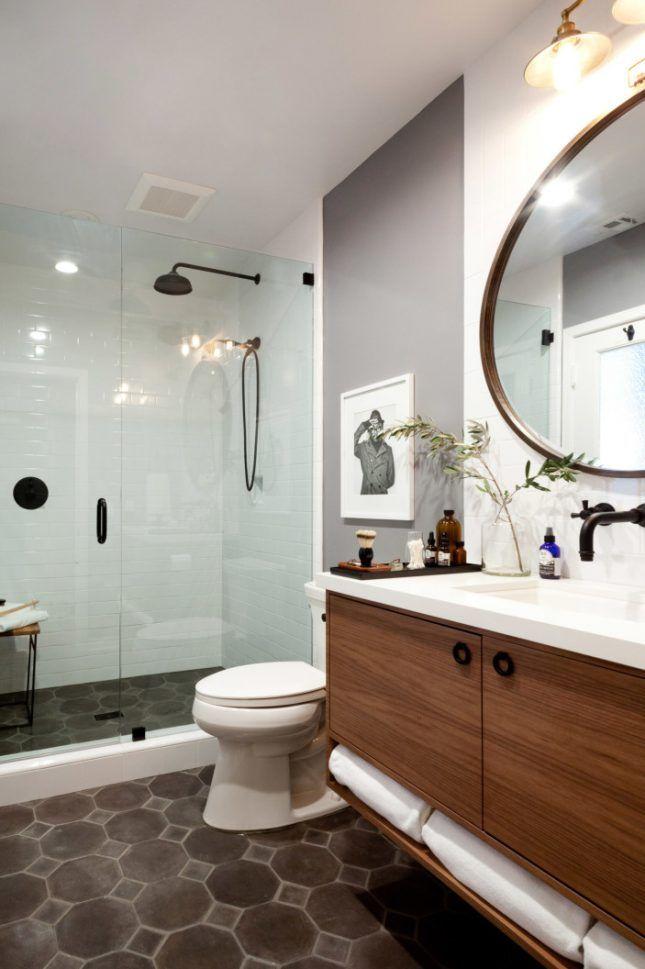 30 impressive master bathroom remodel before after renovation rh pinterest com
