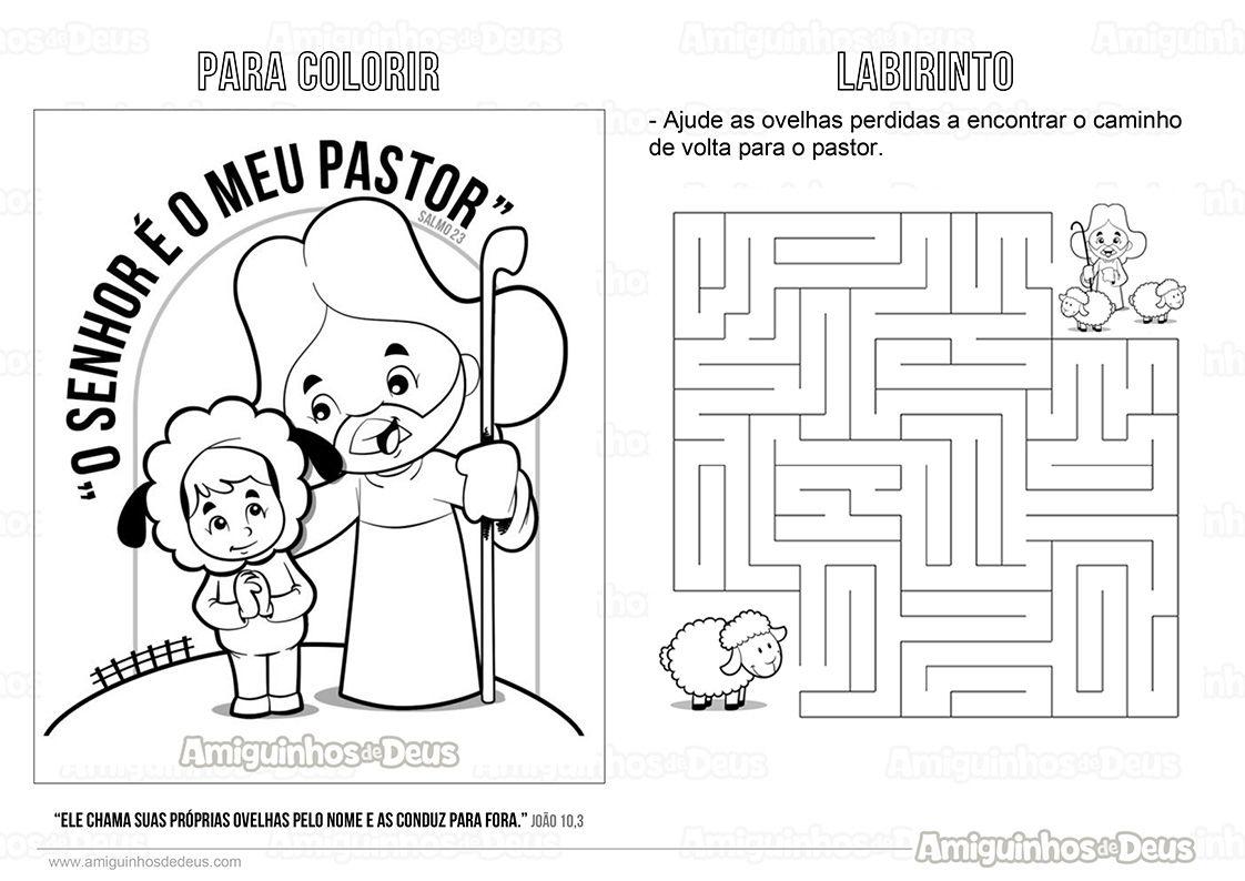 Pin Em Evangelho Pra Crianca