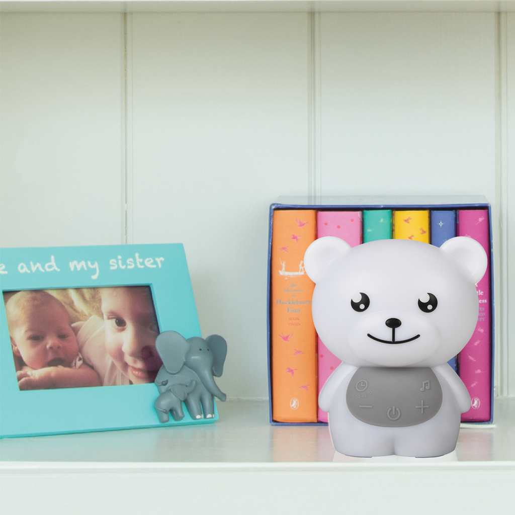 Project Nursery Bear Sound Soother | White noise machine ...