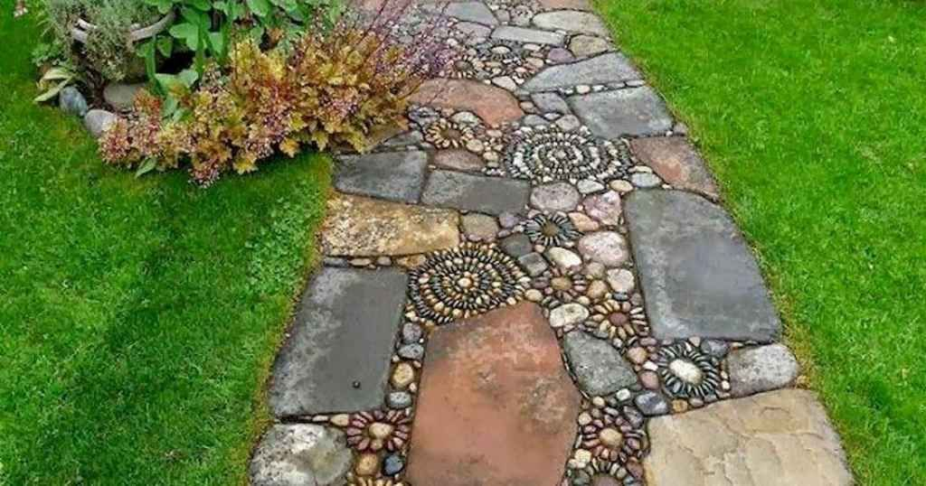 Photo of 01 Magnificent DIY Mosaic Garden Path Decorations For Your Inspiration – redecorationroom