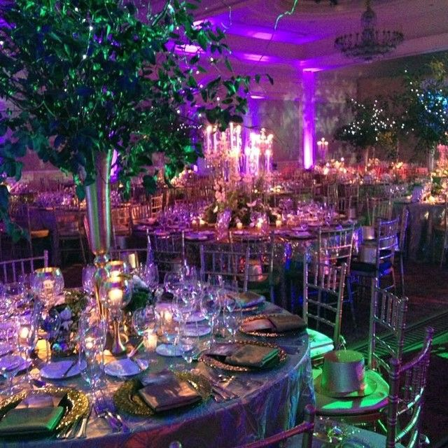 Décor Inspiration From The Fantasy Ball