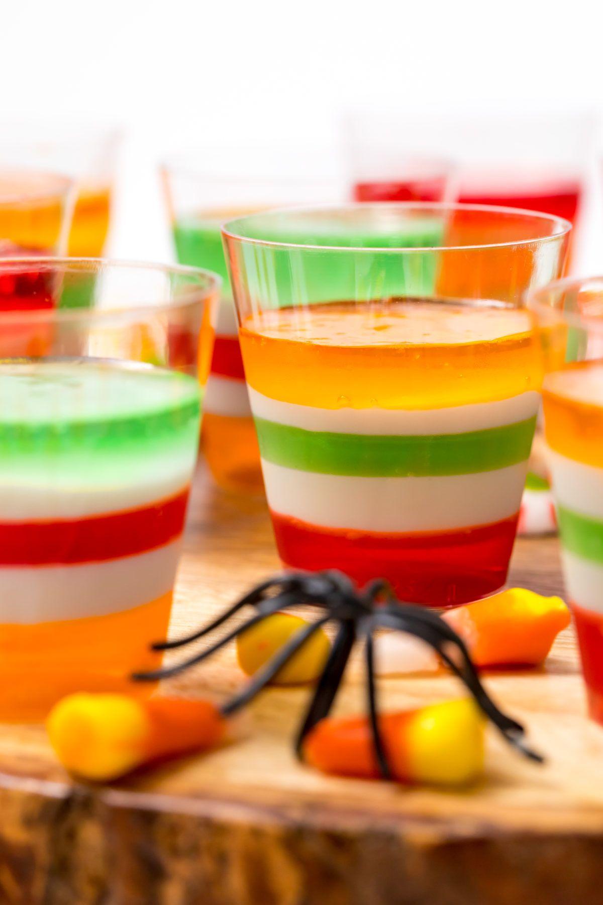 Halloween vodka jello shots recipe jello hot