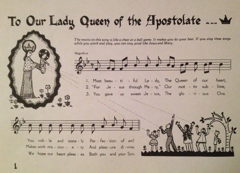 apostolate