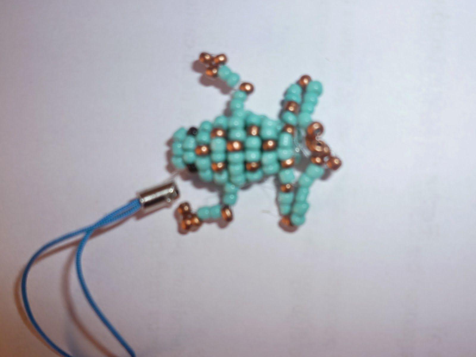 Camaleón Crafts: Ranita
