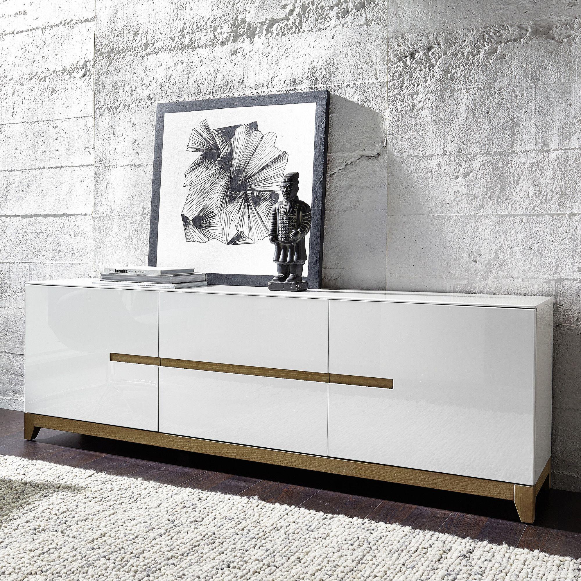Urbane Designs Riva Low Sideboard Low Sideboard Furniture