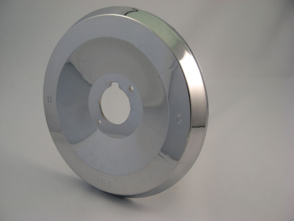 Replacement Shower Escutcheon Plate Fits Moen Chrome Plated
