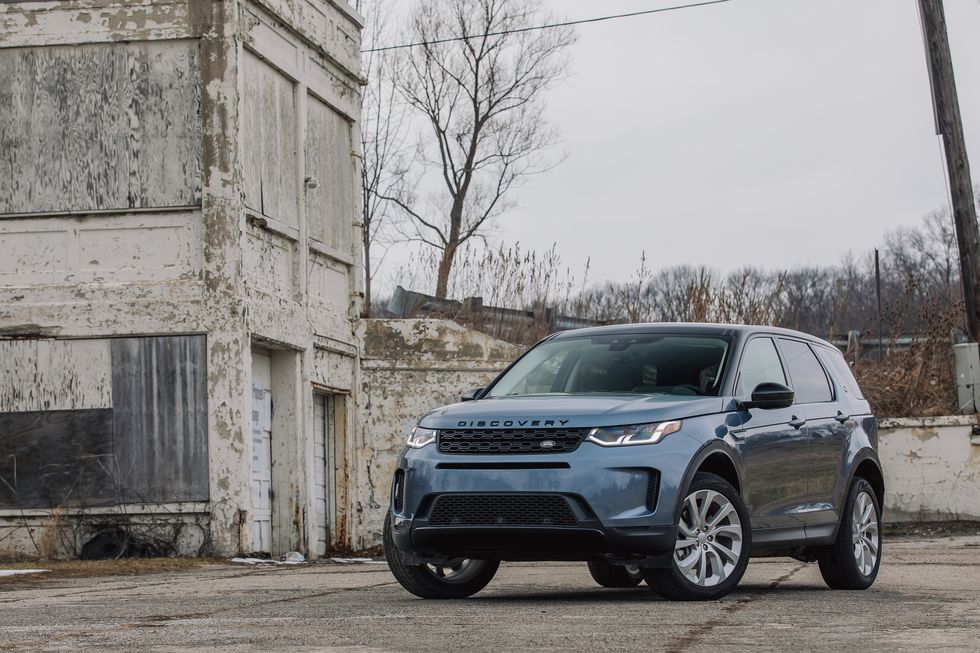 2020 Land Rover Discovery Sport Review, Pricing, and Specs