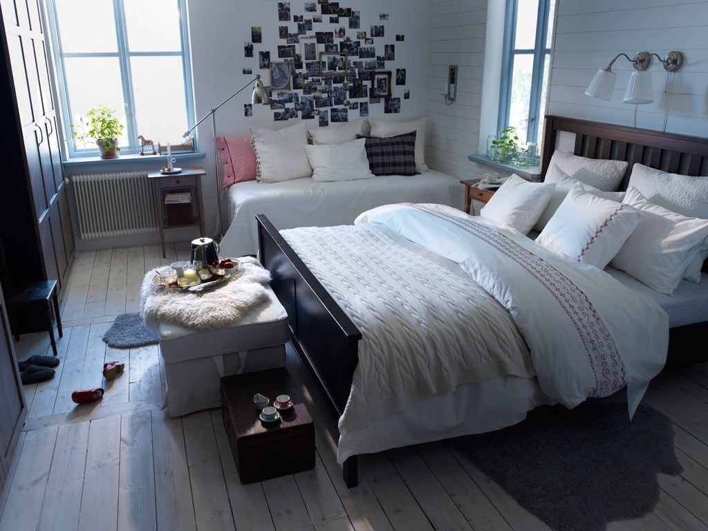 124 best Home Design - Bedrooms images on Pinterest | HEMNES ...