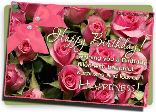 happy birthday greetings for facebook – Facebook Birthday Cards