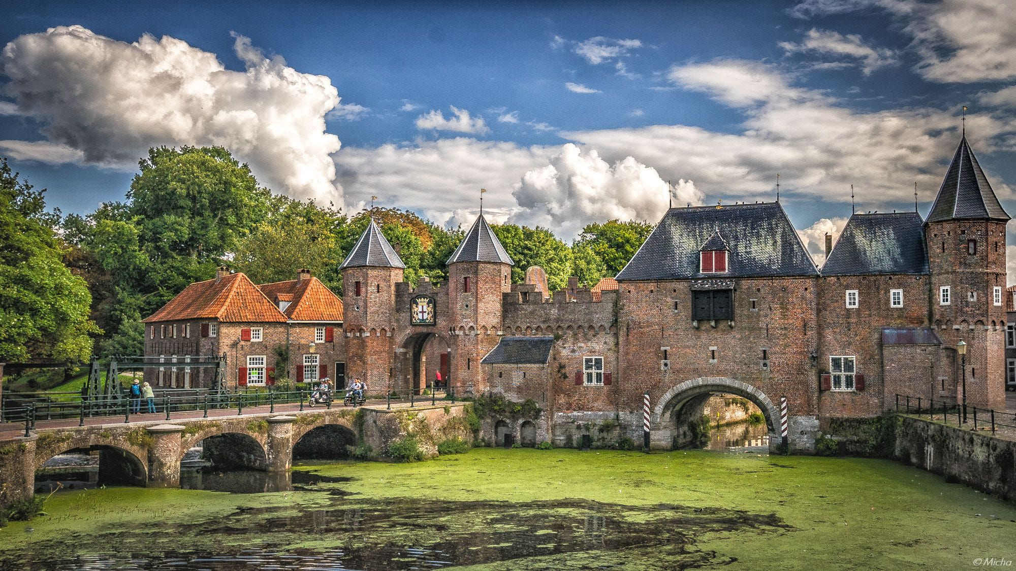 View Amersfoort By Mike On 500px Holland Cities Views House Styles