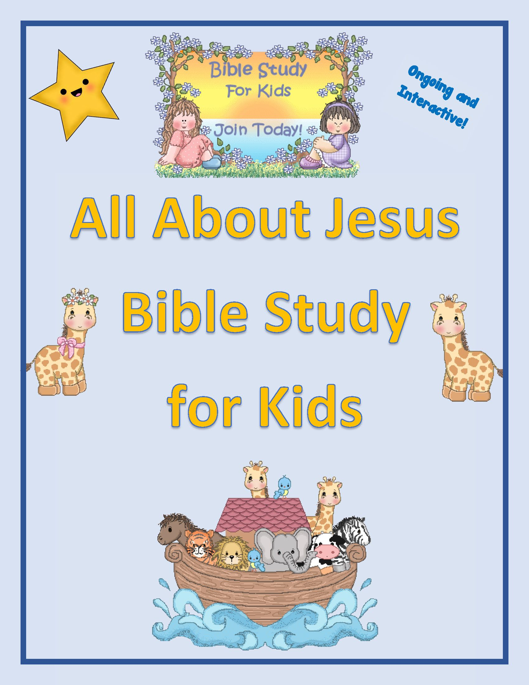 All About Jesus
