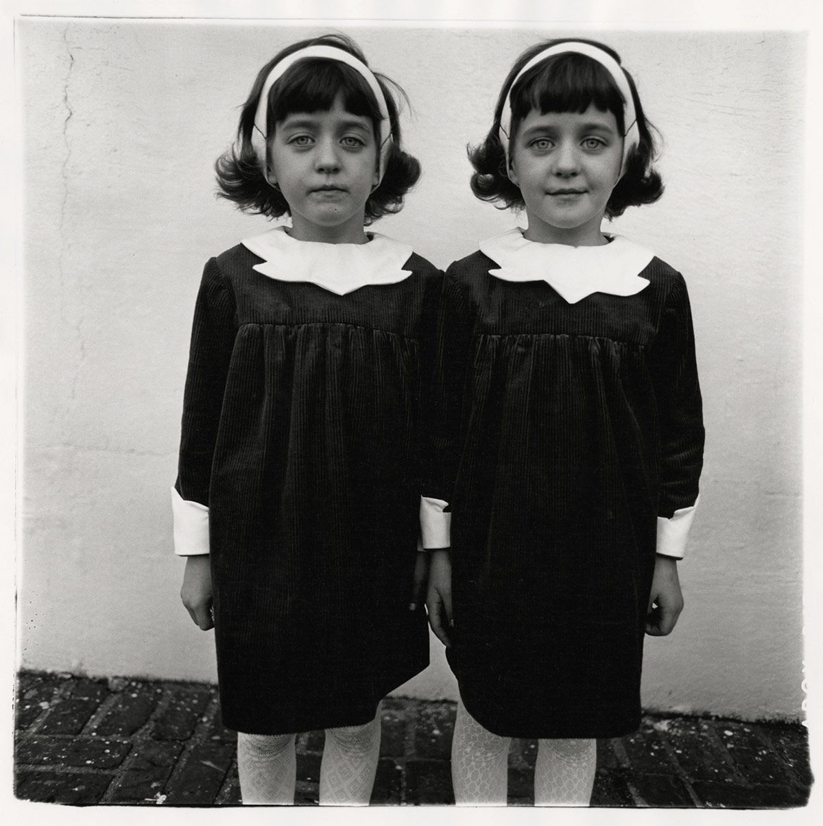 Diane Arbus | Identical Twins, Roselle, New Jersey, 1967