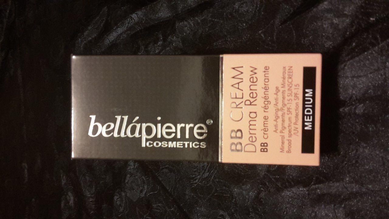 Bellapierre bb cream derma renew medium this is an