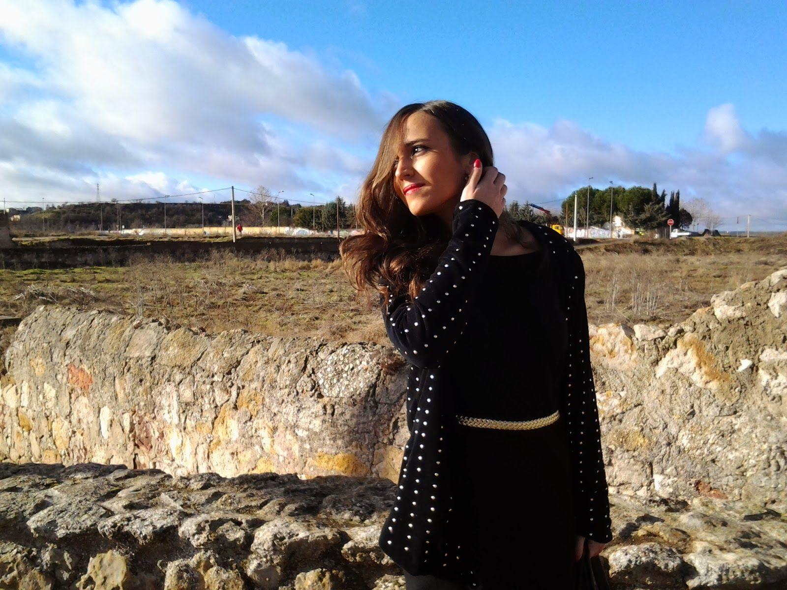 1000 maneras de vestir: Une robe noire
