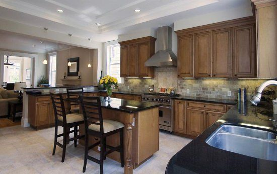 painting vs staining kitchen cabinets out of curiosity painted or stained kitchen cabinets 7371