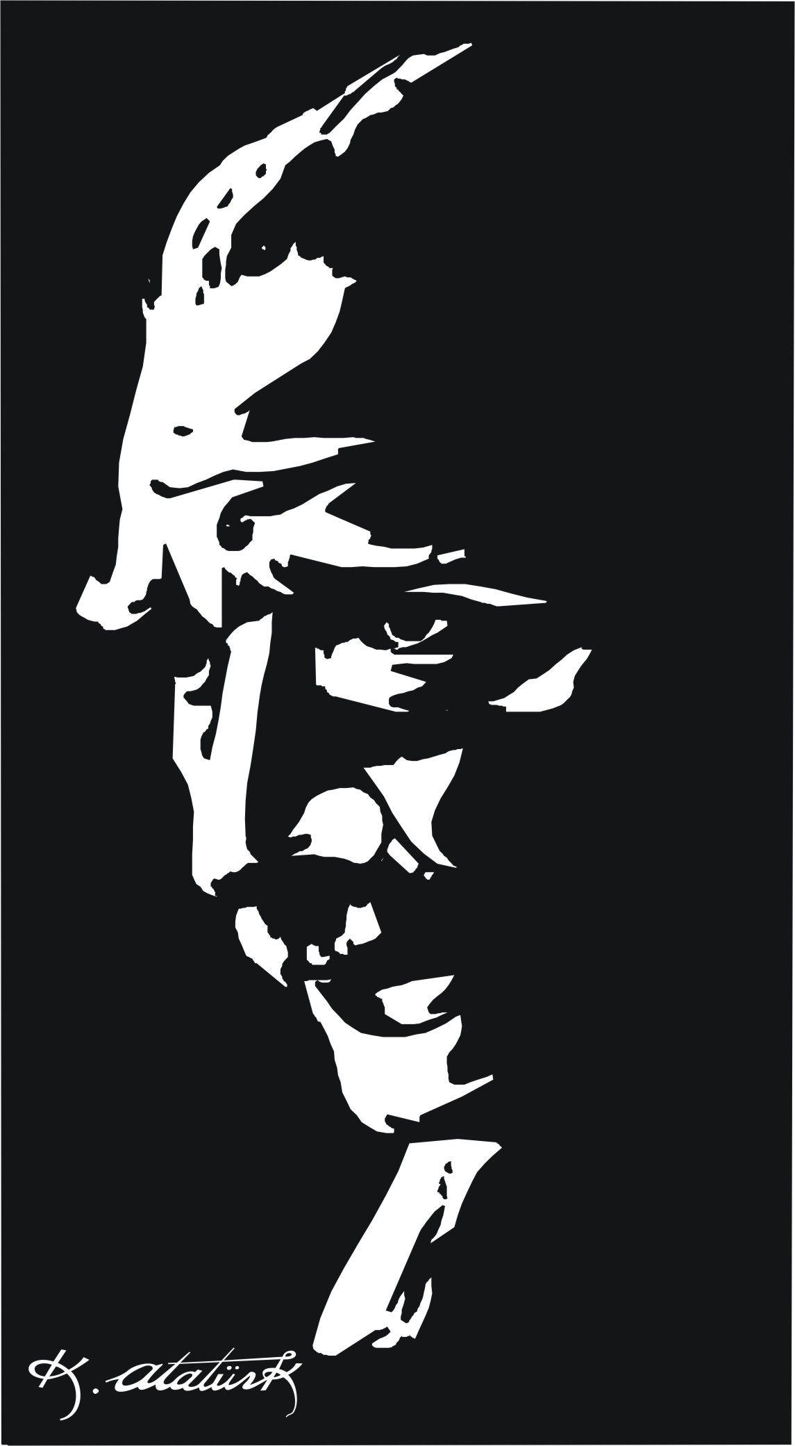 1mustafa Kemal Ataturk Fotograflari Yuksek Cozunurluk 27 Jpg 1145 2081 Resim Gorsel Sanatlar Tuval Resimleri