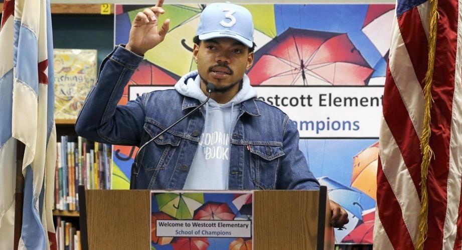 Chance The Rapper S Remarkable 1 Million Intervention In Chicago Public Schools Chicago Public Schools Chance The Rapper Rappers
