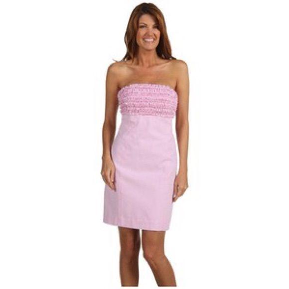 Lilly Pulitzer Dress Seersucker Dress Women S Fashion Dresses