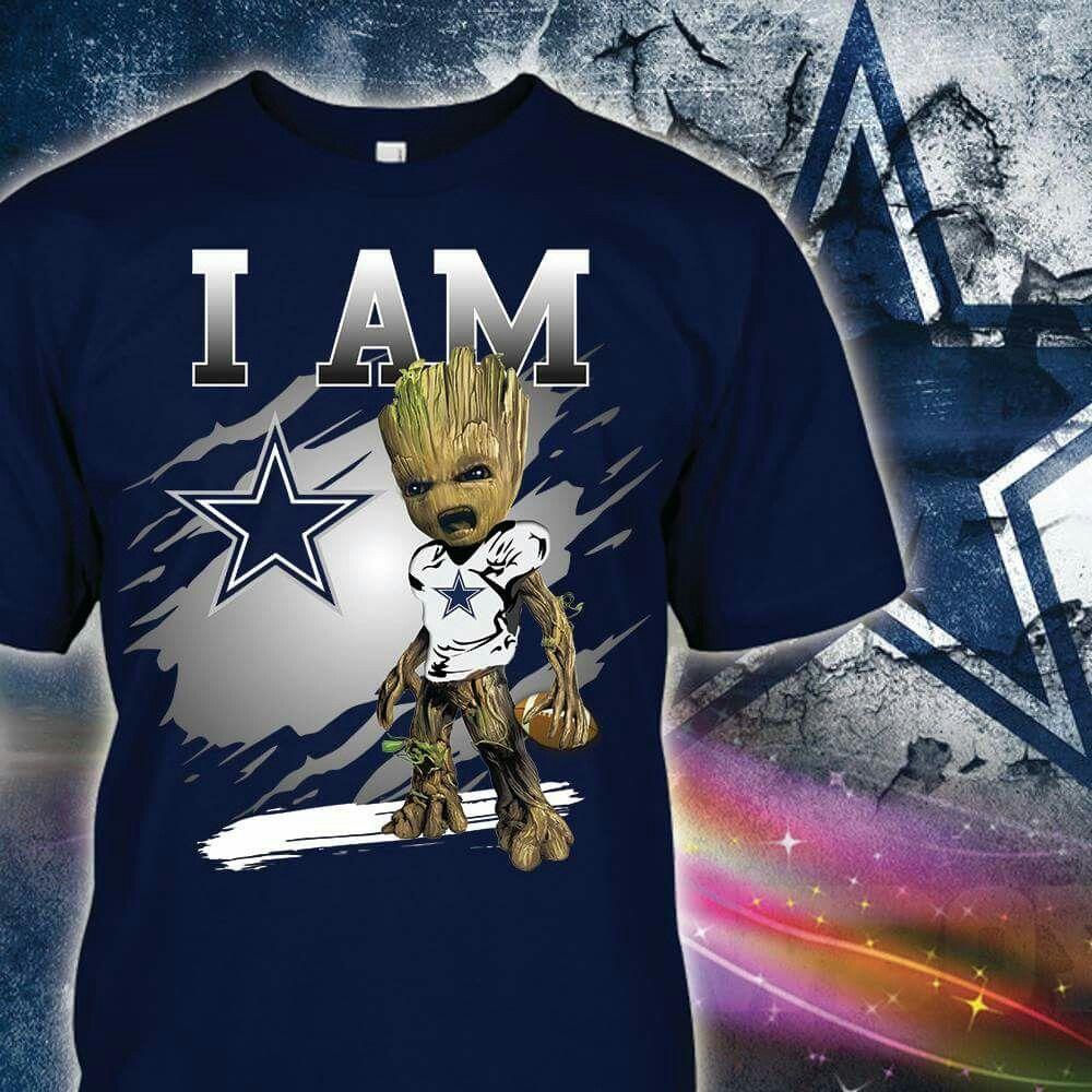 I Am Groot.. Dallas Cowboys  5b6aa4942