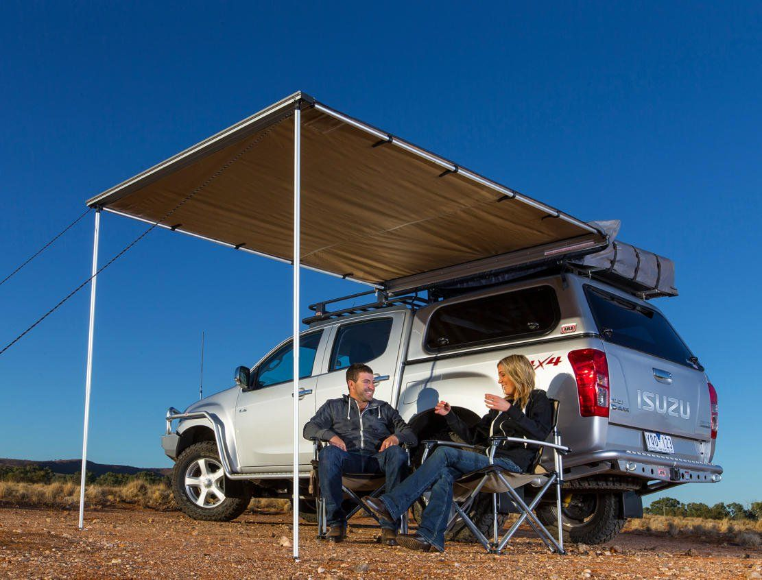 Easy To Mount And Operate These Retractable Awnings Fit On The Side Of A
