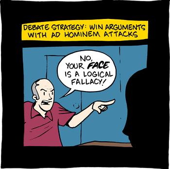 Populum argumentum logical fallacy ad Argumentum Ad
