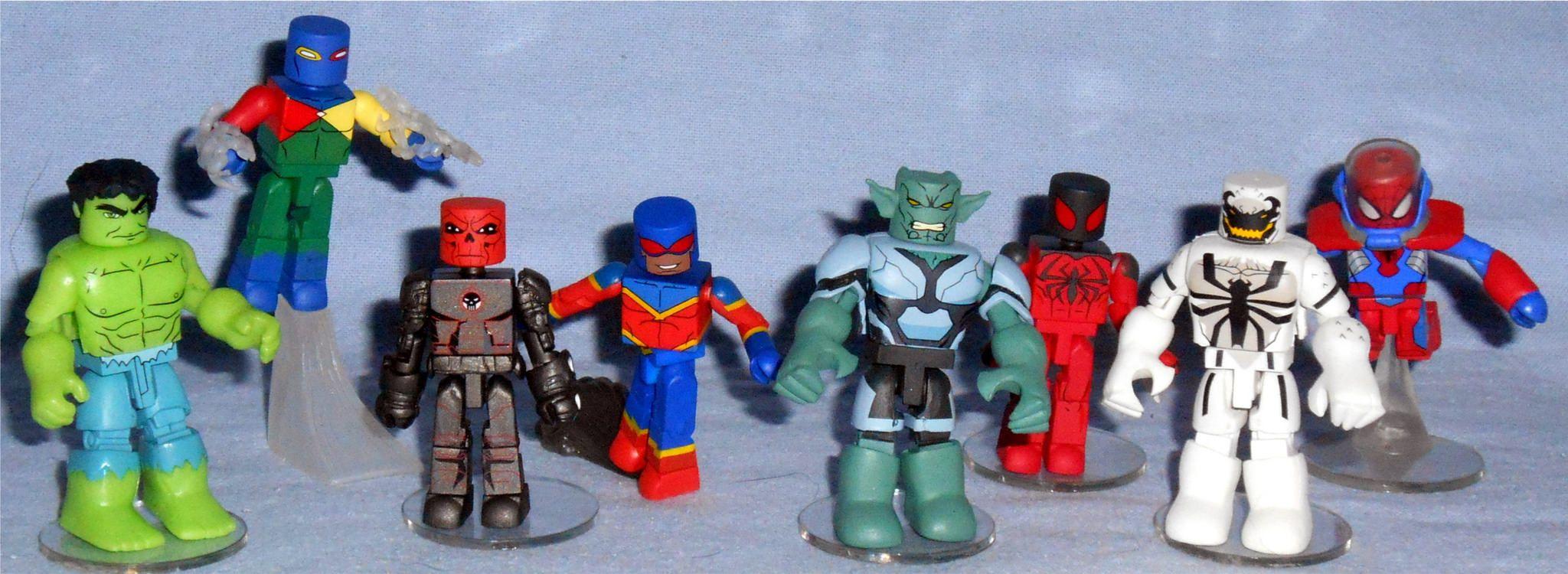 Marvel Minimates TRU Toys R Us Exclusive Ultimate Green Goblin
