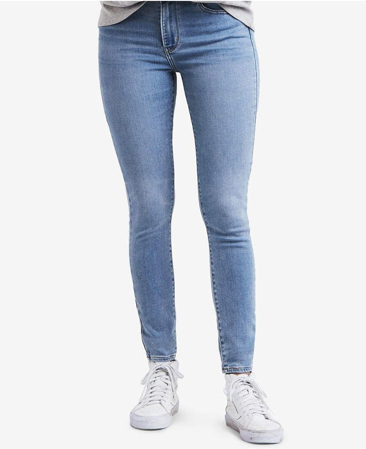 4dee01141f5 Levi s 720 HyperSculpt High-Rise Super-Skinny Jeans
