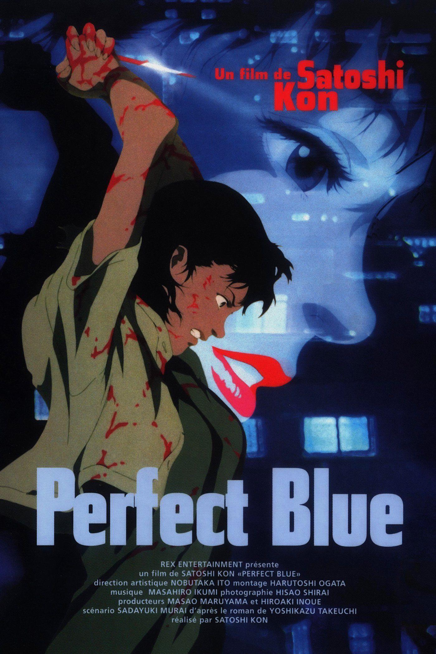 Perfect Blue (Satoshi Kon) , 1997 Satoshi kon, Animation