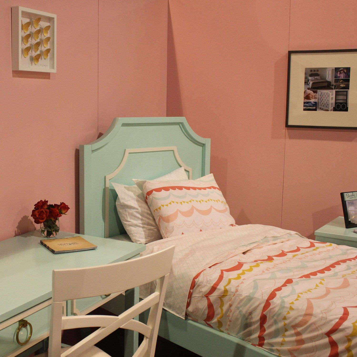 Newport Cottages Beverly Bed #Laylagrayce