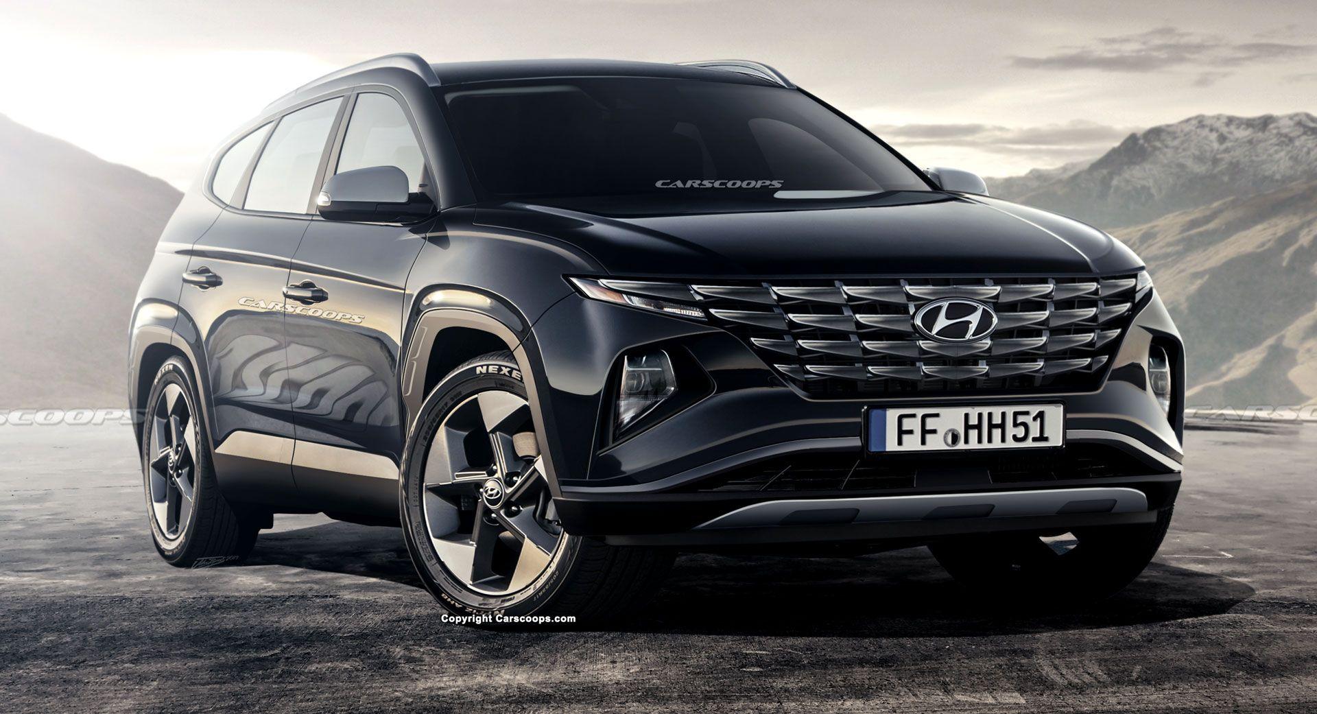 Future Cars Archives Carscoops In 2020 Hyundai Tucson New Hyundai Hyundai