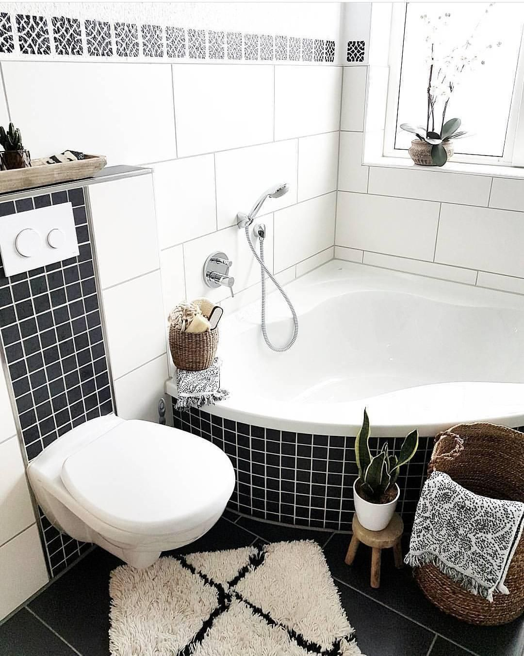 Badezimmer Deko Körbe