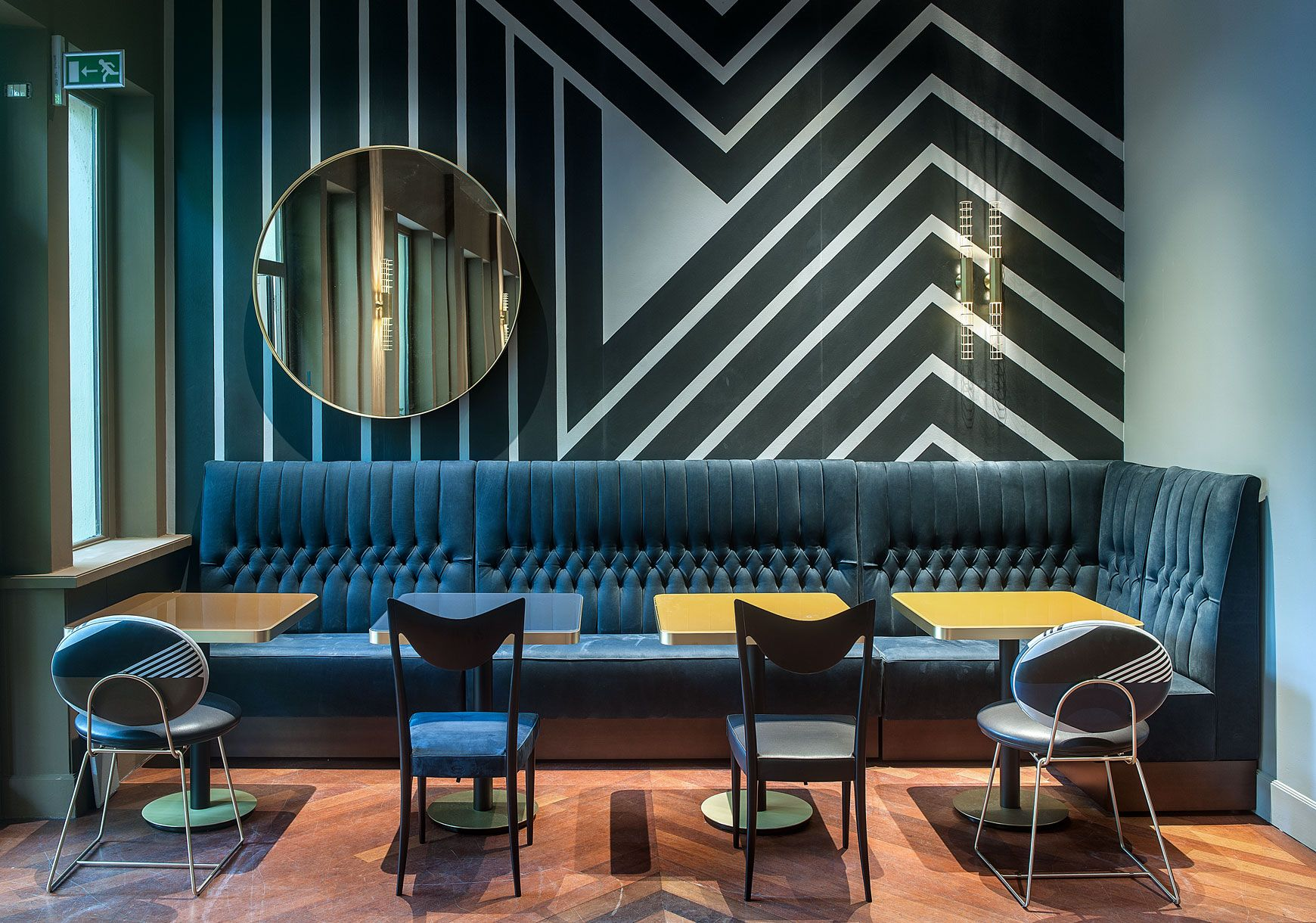 On The Occasion Of 2017 Milan Furniture Fair Baxter Presents Restyling Sheraton