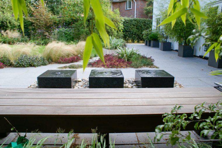 Petit jardin zen 108 suggestions pour choisir votre style zen petit jardin zen petits - Jardin moderne zen villeurbanne ...