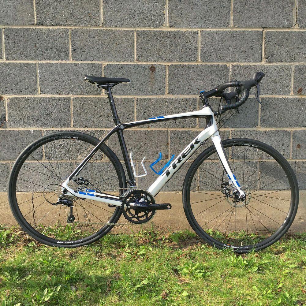 2016 Trek Domane 4 0 Disc Endurance Carbon Road Bike 56cm New Never Ridden Roadbikewomen Roadbikeaccessorie In 2020 Carbon Road Bike Bike Riding Benefits Road Bike