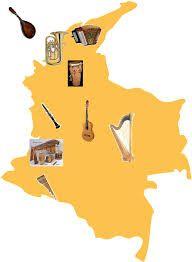 Resultado De Imagen Para Instrumentos Musicales De Colombia Por