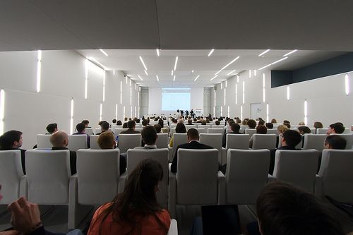 Conference Execution As Attendee Learning #VCC #ConferencePlanning