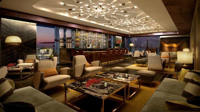 Hotel Design Ideas: Four Seasons Hotel in Dubai by Tihany Design ...