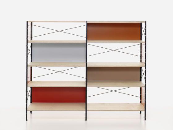 Eames Storage Unit Esu 4hu Web Moderne Regale Einrichten Design Aufbewahrung Wohnzimmer