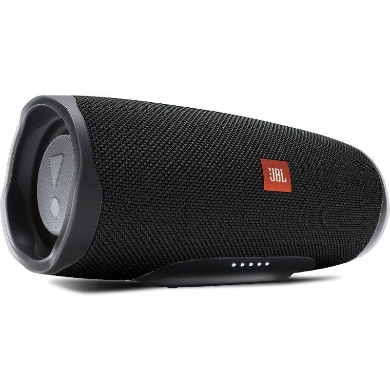 Jbl Charge 4 Waterproof Bluetooth Speaker Black In 2020 Bluetooth Speaker Jbl Speakers Bluetooth Jbl